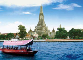 曼谷昭披耶河遊船