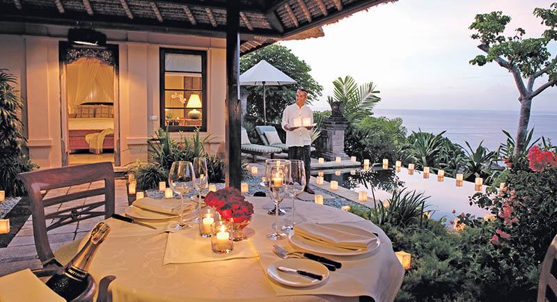 峇里島營造浪漫就是這麼簡單