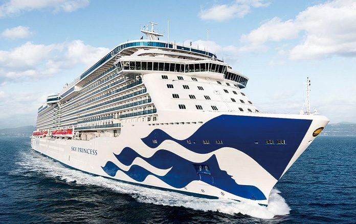 公主遊輪旗艦新船「星空公主號」 2019年將首航地中海 14萬噸重可搭3 660位賓客 旅報